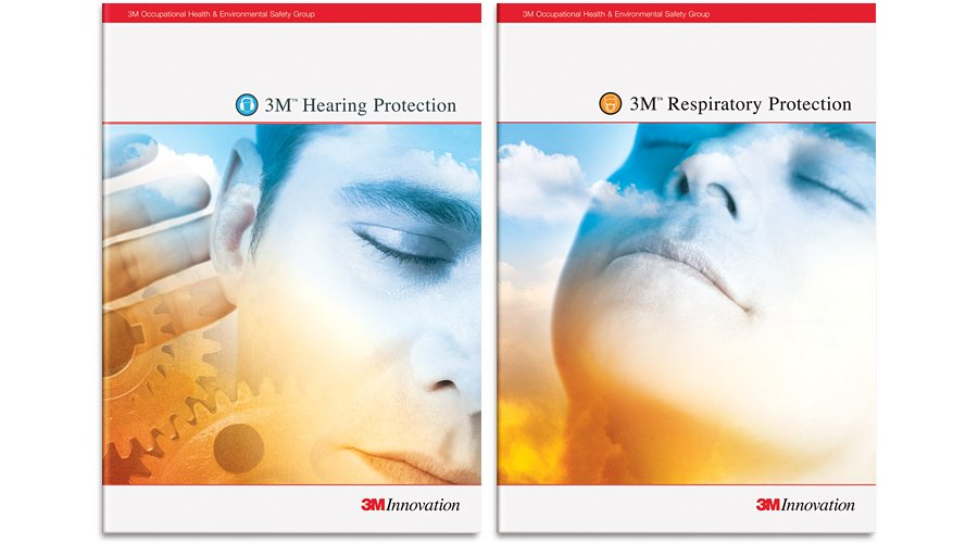 3m personal protection equipment product brochures