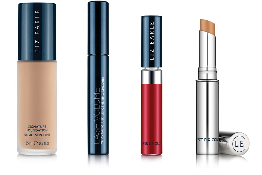 Liz Earle Colour Product Range Retouching make up