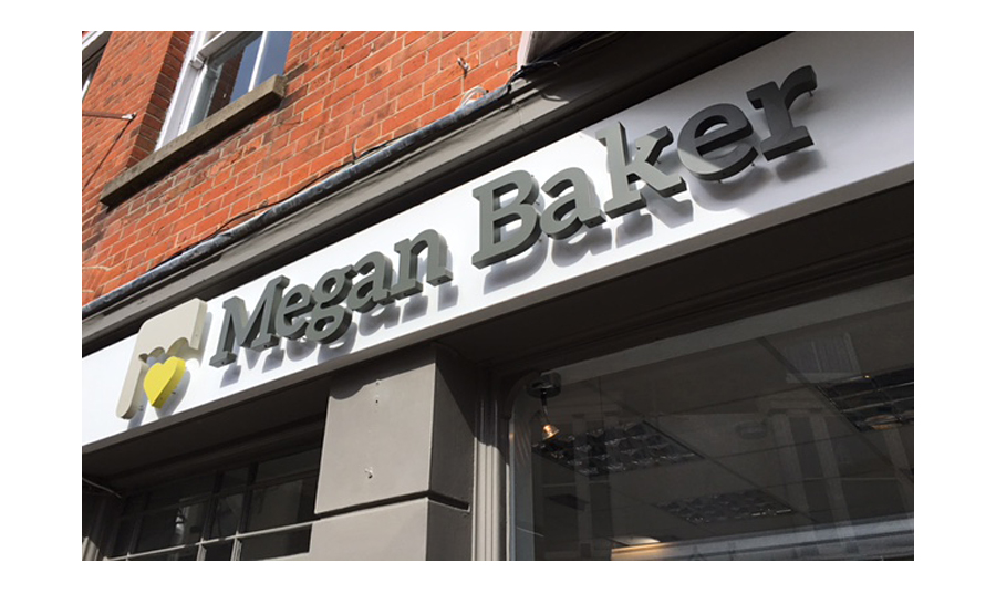 Megan Baker Estate Agents Shop Front